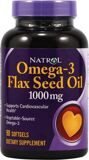 Flax Seed Oil 1000 мг (90 гел. капс.)