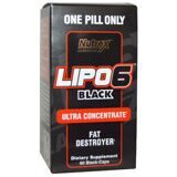 Lipo 6 Black Ultra Concentrate 60капс