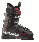 Ботинки гл  HEAD NEXT EDGE TS Black\Red