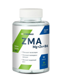 ZMA Mg+zn+b6 Cybermass 90 капс.